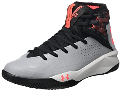 d17bb62d4da Tênis Under Armour Rocket 2 Wolf Grey Stephen Curry GSW (41)  Amazon ...