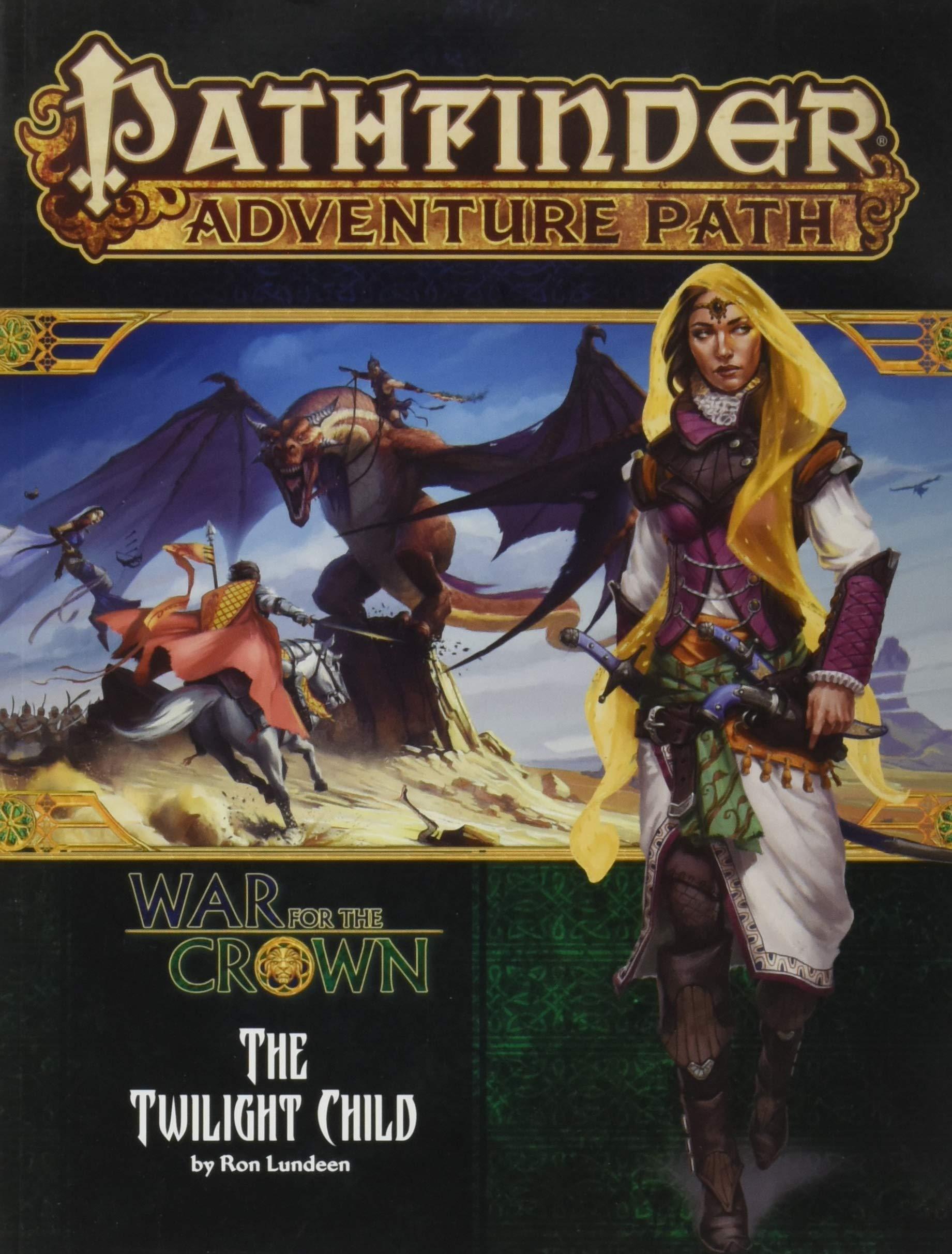 Pathfinder Adventure Path: Twilight Child (War for the Crown