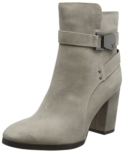 dd2b159580a5a Caprice 25313, Women's Ankle Boots, Gray (Sand Nubuk), 3.5 UK (