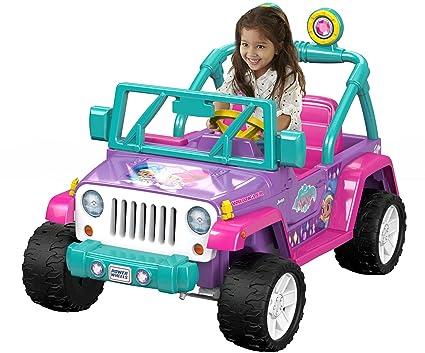amazon com power wheels nickelodeon shimmer \u0026 shine jeep wrangleramazon com power wheels nickelodeon shimmer \u0026 shine jeep wrangler toys \u0026 games