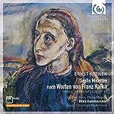 Krenek: Sechs Motetten Nach Worten Von Franz