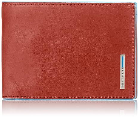 Portafoglio uomo con portamonete  Amazon.it  Valigeria 83fc4ba13496