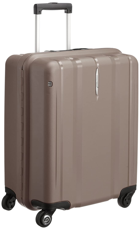 [プロテカ] Proteca 日本製スーツケース マックスパスHI 38L 機内持込みサイズ 3年保証付き B00ZBB9766 ブラウン ブラウン