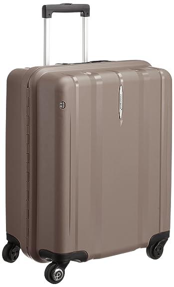 2906be7a3b Amazon | [プロテカ] 日本製スーツケース マックスパスHI 38L 機内持込みサイズ 3年保証付き 機内持ち込み可 48 cm 3.2kg  ブラウン | スーツケース