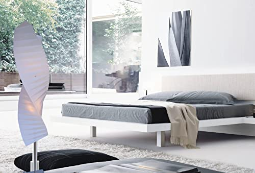White floor lamp HBK004L modern contemporary art decor
