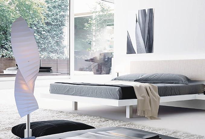 White floor lamp HBK004L modern contemporary art decor for living room,  bedroom, corner,office
