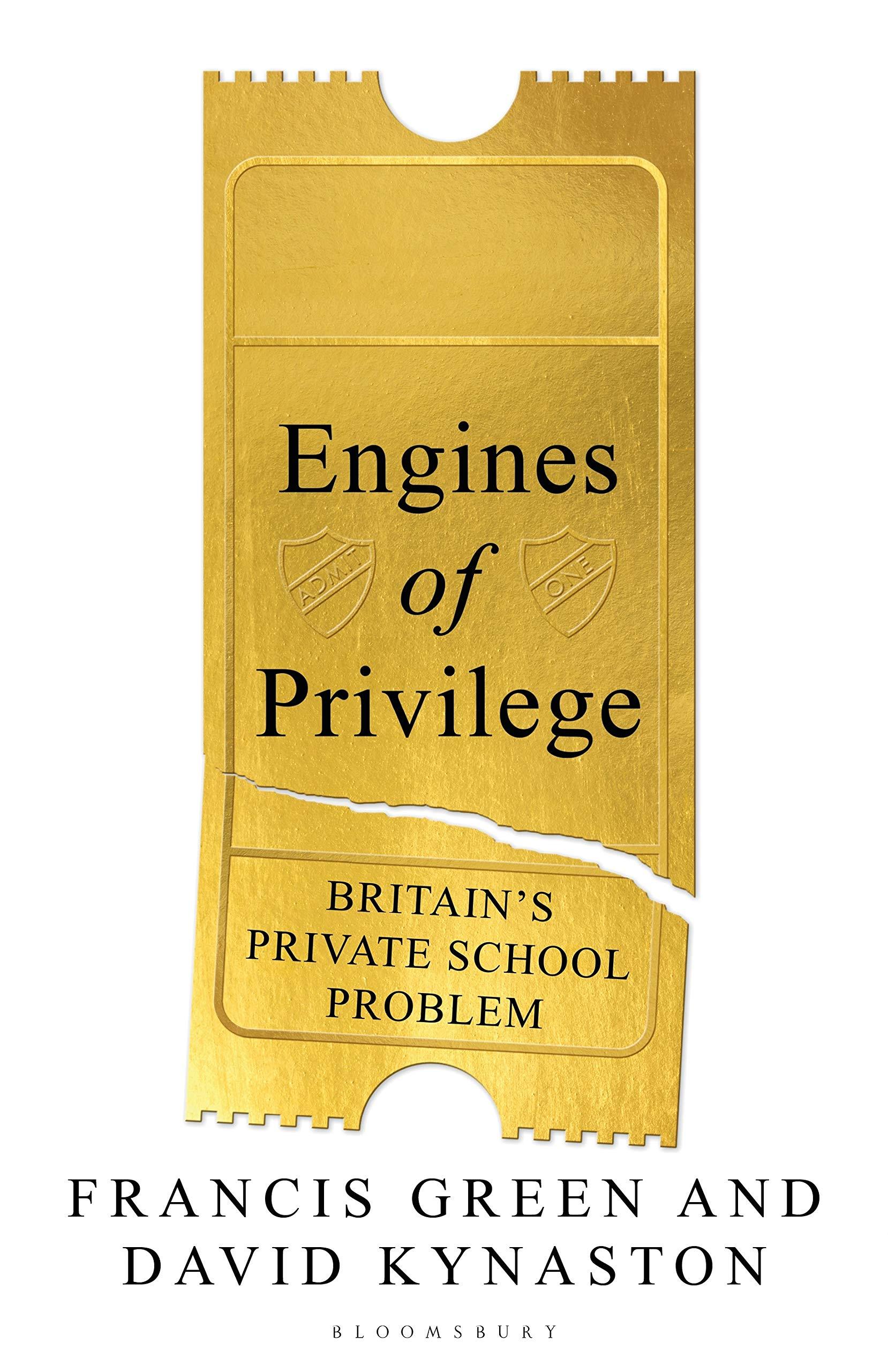 Britain's Private School Problem  - Francis Green & David Kynaston