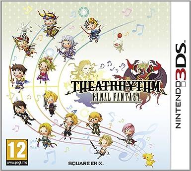 Square Enix Theatrhythm Final Fantasy - Juego: Amazon.es: Videojuegos