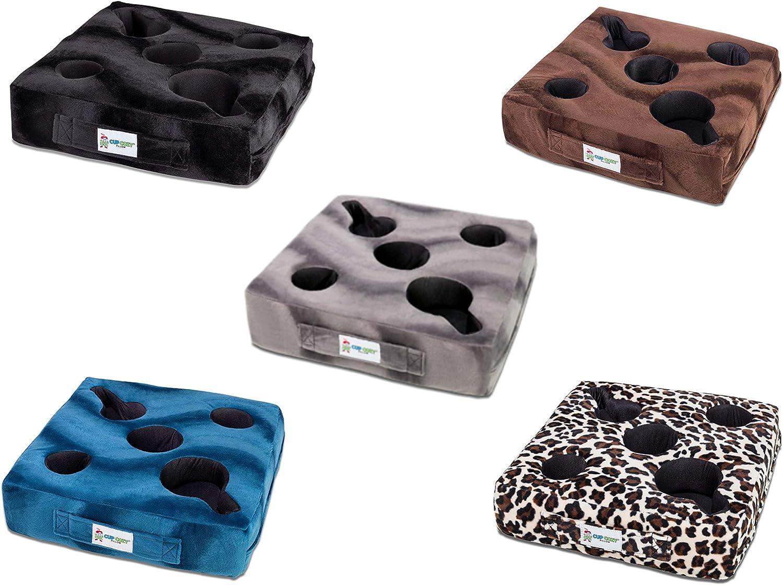 Amazon.com: Cup Cozy Deluxe Pillow (Cheetah) As Seen on TV ...