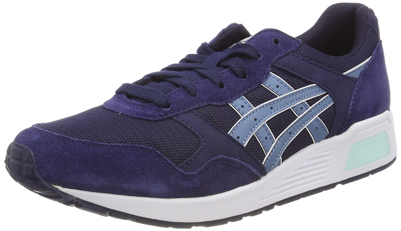 Asics Lyte-Trainer, Zapatillas de Running Para Hombre 42.5 EU|Azul (Peacoatprovincial Blue 5842)