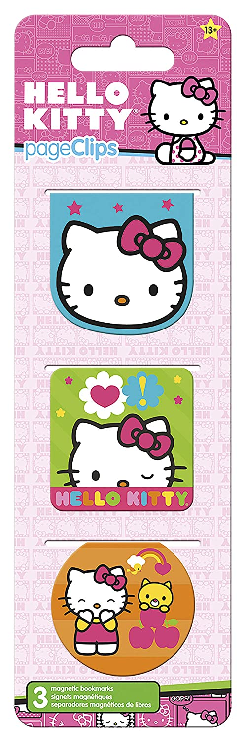 5035cfbc1 Amazon.com: Trends International Hello Kitty Page Clip Bookmark: Arts,  Crafts & Sewing