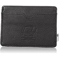 Herschel Supply Co. mens Charlie Leather Card Holder Wallet Wallet