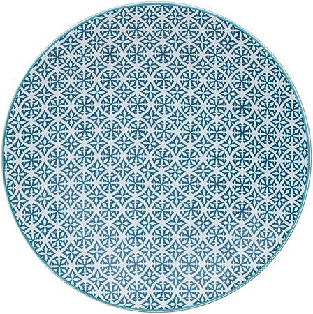 TABLE PASSION ASSIETTE PLATE STELLA 27 CM Lot de 6