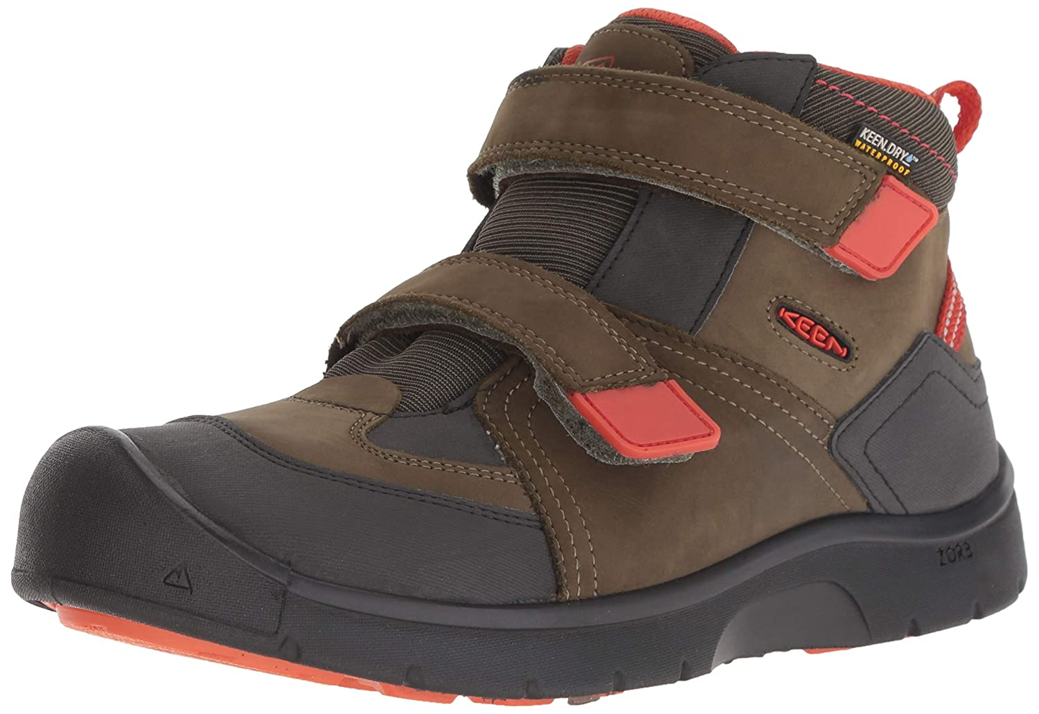 Keen Kids HIKEPORT MID Strap WP Hiking Boot