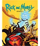 Rick and Morty: Season 4 (Steelbook/Blu-ray + Digital Code)