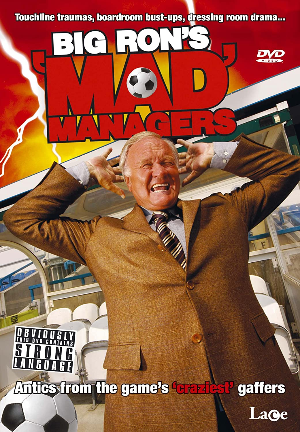 Big Rons Mad Managers [DVD] [Reino Unido]: Amazon.es: Ron ...