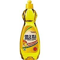 Mama Lemon Dishwashing Liquid, 750ml, Lemon Gold