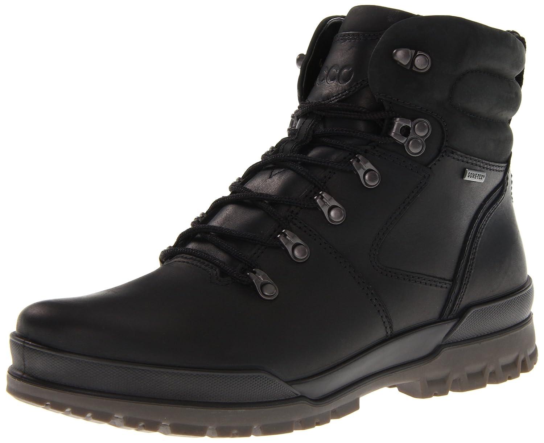ECCO Men's Track 6 GTX Plain-Toe Boot