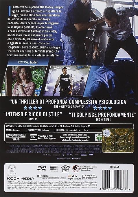 felony DVD Italian Import: Amazon co uk: joel edgerton, tom