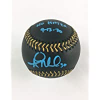$99 » Alec Mills Chicago Cubs Signed Autographed Black Rawlings Baseball Beckett COA - No Hitter 9-13-20 Inscription - Blue Ink…