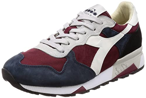 24fa70097452b DIADORA HERITAGE man sneakers low 161 885 01 75060 TRIDENT 90 S NYL ...