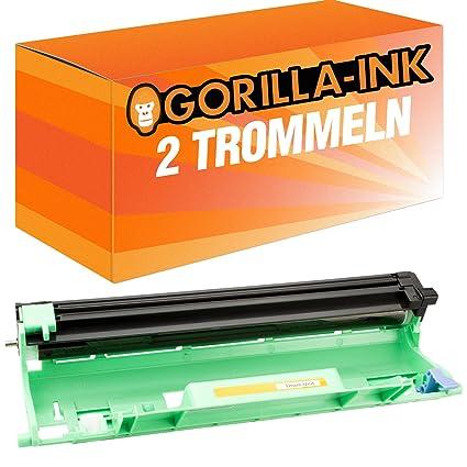 Gorilla de Ink® 2 tambor XXL compatible con Brother DR de 1050 ...