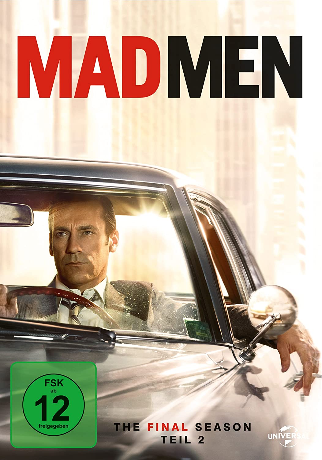 Mad Men - The Final Season 7.2 [3 DVDs]: Amazon.de: Jon Hamm ...