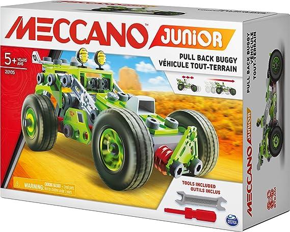Meccano 5 Model set Roadster: Amazon.nl