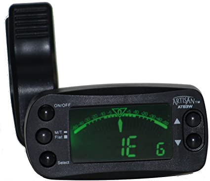Amazon com: Artisan Guitar Tuner & Metronome: Rechargeable w