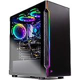 Skytech Shadow Gaming Computer PC Desktop – Intel Core i5 9400F 2.9GHz, GTX 1660 6G, 500GB SSD, 8GB DDR4 3000MHz, RGB Fans, W
