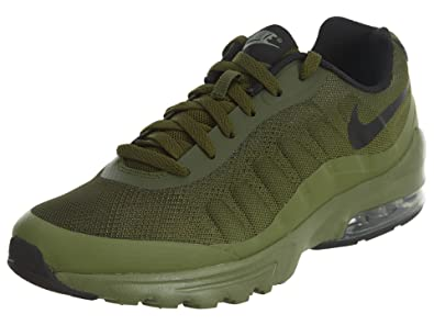 ... Air Max Invigor Athletic Sneakers Nike Mens Gymnastics Shoes PALM GREEN  BLACK LEGION GREEN Size 6.5 .