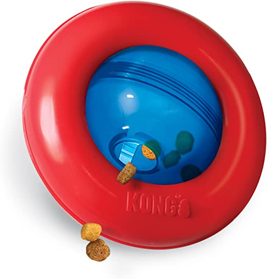 KONG - Gyro - Juguete interactivo dispensador de golosinas - Para ...