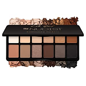 L.A. Girl Fanatic Eyeshadow Palette, The Nudist, 1 Ounce