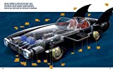 Batmobile Cutaways: Batman Classic TV Series Plus