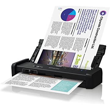 top best Epson DS-320 Mobile