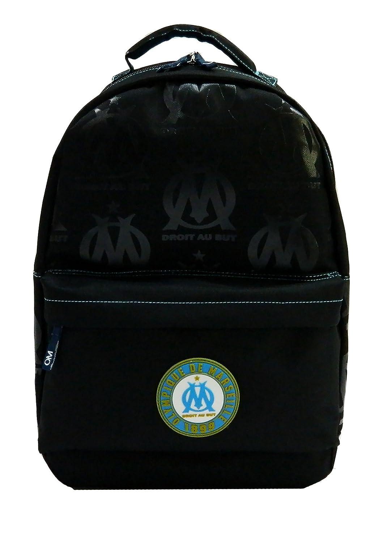 Olympique de Marseilleバックパックom公式collection-back学校に   B0110J8G4G