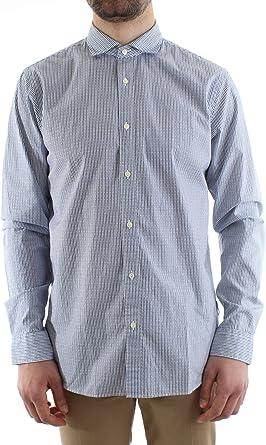 Scotch & Soda Regular Fit- Chic Dobby Shirt Camisa para Hombre: Amazon.es: Ropa y accesorios