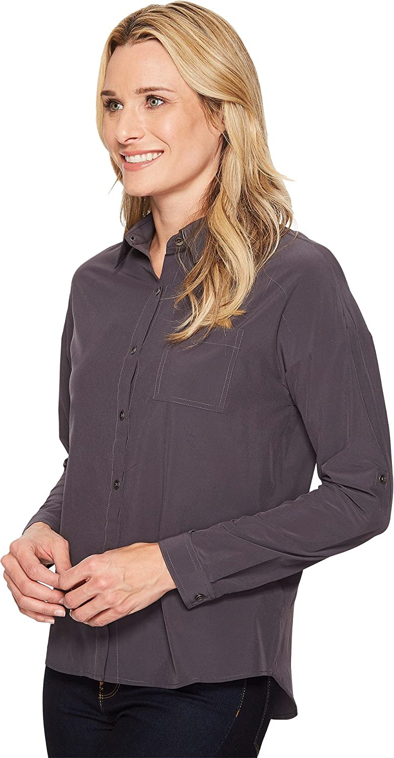 prAna Agnes Long Sleeve Tops