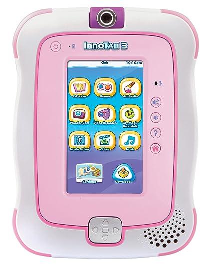 VTech InnoTab 3 Plus Kids Tablet Pink