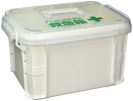 YONGCUN First Aid Box Emergency Medicine, First Aid Storage Container Box (First  Aid Box