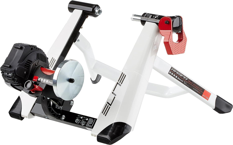 Elite RAMPA Smart B+ - Rodillo de Ciclismo magnetico con ...