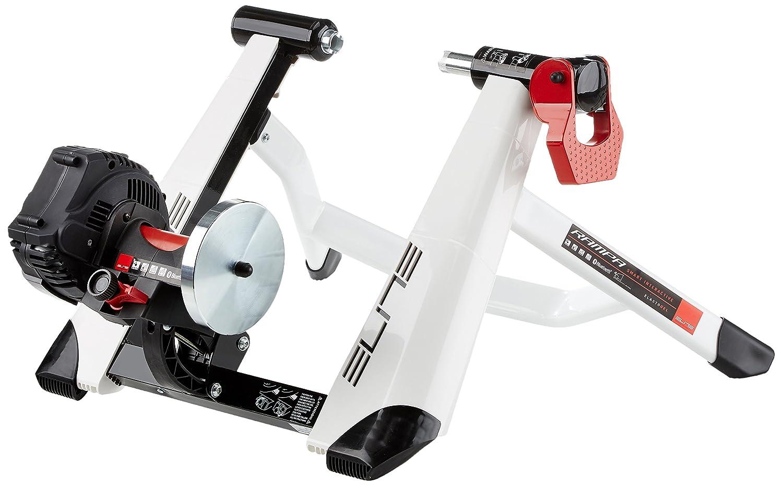 Elite RAMPA Smart B Rodillo de ciclismo magnetico con tecnologia ANT Bluetooth
