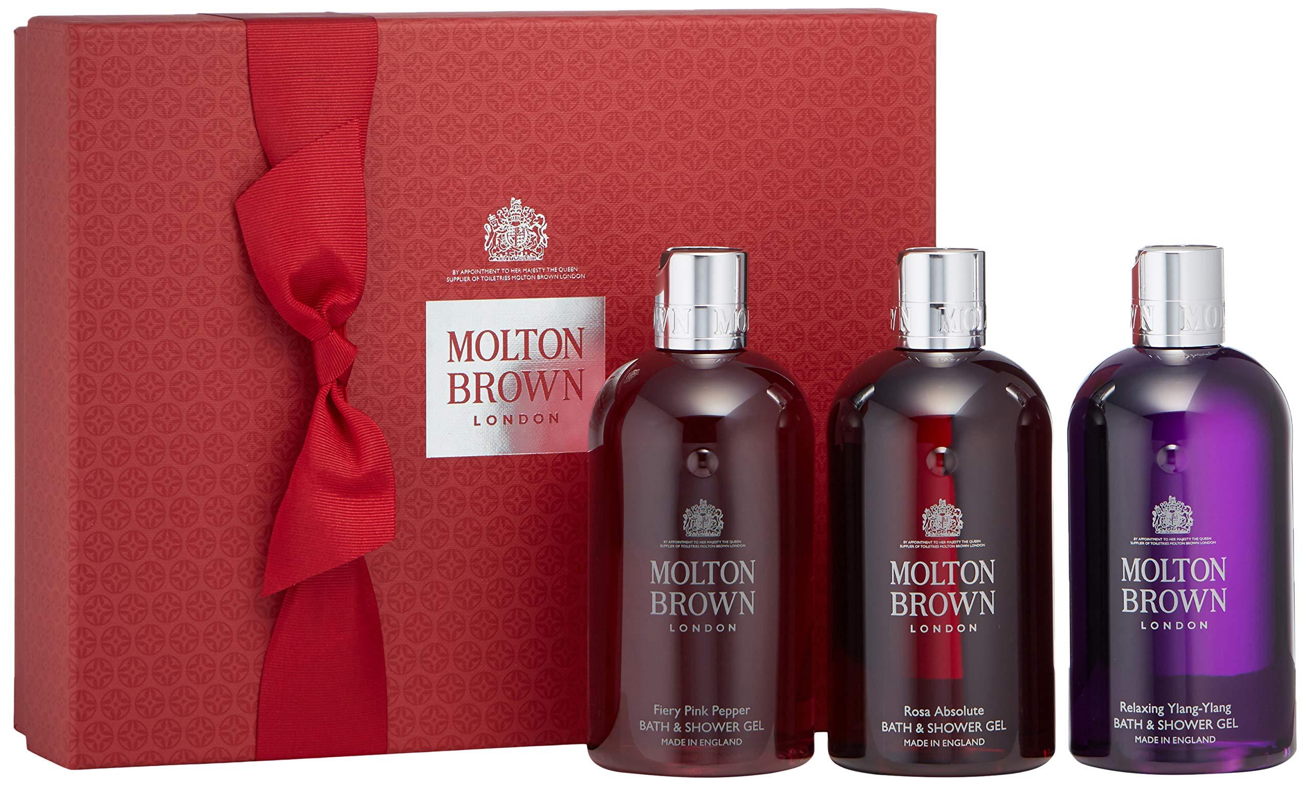 fd5b4ff43eb Amazon.com  Molton Brown Divine Moments Bathing Gift Set  Luxury Beauty