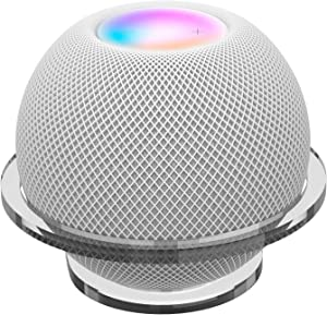 Ouligei Premium Quality Speaker Wall Mount for Homepod Mini, a Space Saving Solution That ensures Clean Cable Management to Keep Everything Neat