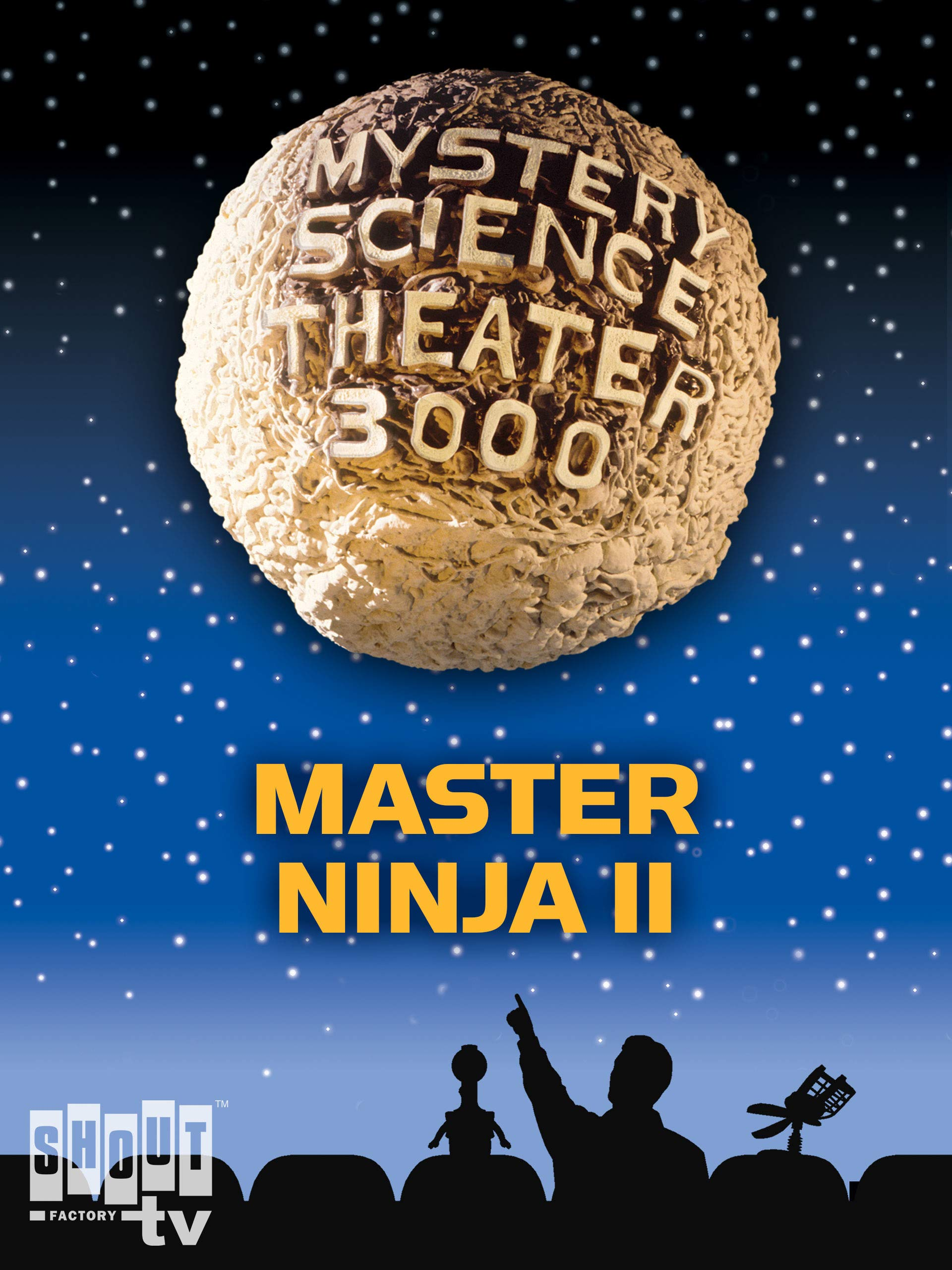 Watch Mystery Science Theater 3000: Master Ninja II | Prime ...