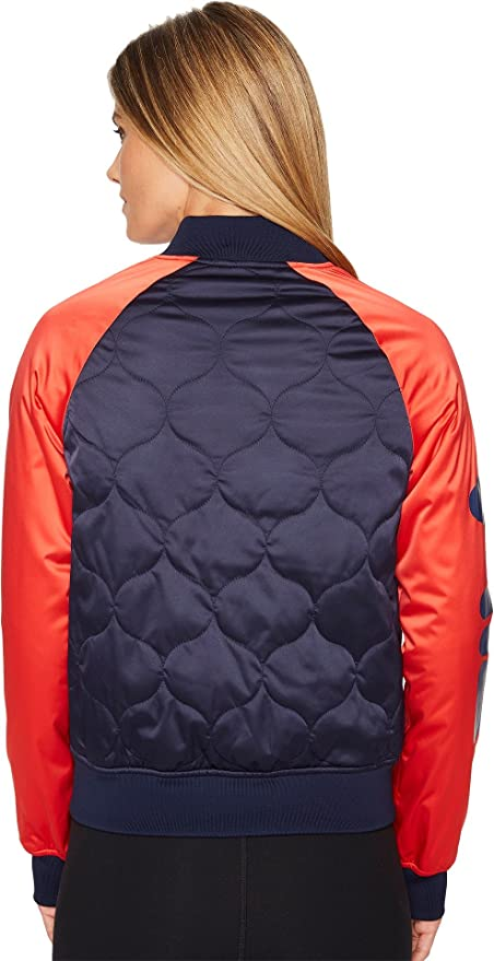 108ef358046 Fila Womens Petra Fall Jacket Quilted Coat: Amazon.ca: Clothing &  Accessories