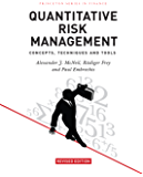 Quantitative Risk Management: Concepts, Techniques and Tools (Princeton Series in Finance)
