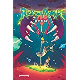 Rick and Morty Book Three: Deluxe Edition