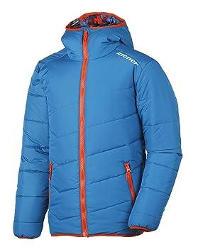 Ziener Jo hombre hombres de ocio down-effect chaqueta, hombre, color azul, tamaño XL: Amazon.es: Deportes y aire libre