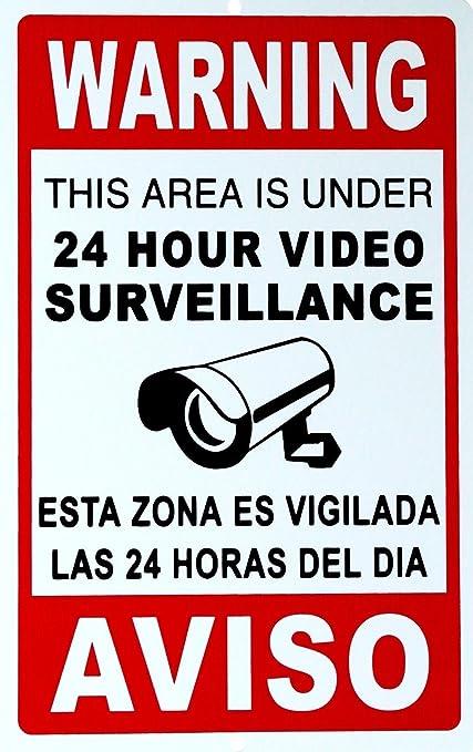 Amazon.com: 1 pc Paradisiacal Popular seguridad signos anti ...